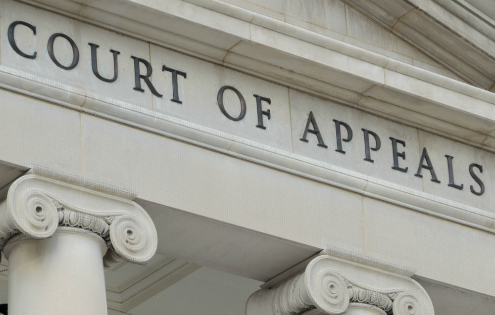 The Appellate court's decision: when it becomes effective and obligatory to comply with?
